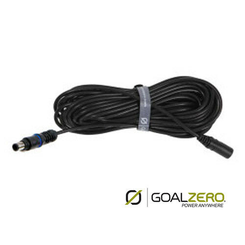 Goal Zero 8.0mm Input 30ft Extension Cable - for Boulder & Nomad Panels