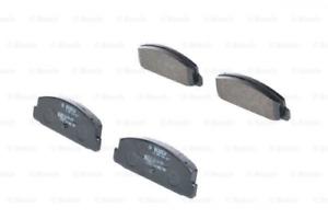 Scheibenbremse für Bremsanlage Hinterachse BOSCH 0 986 424 817 Bremsbelagsatz