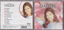 CD 12T DALIDA BAMBINO THE INTENSE MUSIC BEST OF