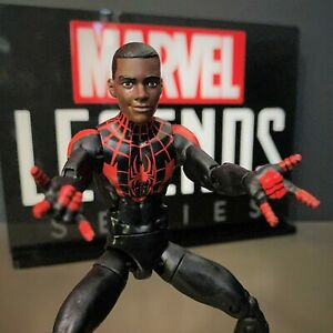 Marvel Legends Miles Morales Ultimate Spider-Man figure ...