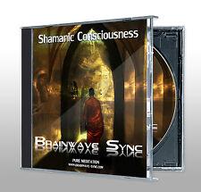 Hemi Meditation CD with Peruvian Vine Ayahuasca Music - Gamma Sync Frequency