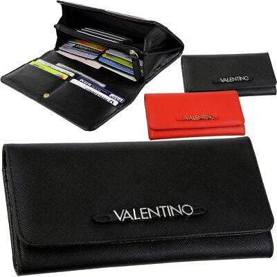 VALENTINO Damen Portemonnaie Geldbeutel Geldbörse Geldtasche Brieftasche Anice