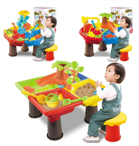 Waterpark Play Table Little Tikes Spiralin Seas 1 Water Cup And 5 Characters