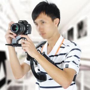 NEW HD DSLR DV Camera Shoulder Mount Support Pad Stabilizer for Video Camcorder