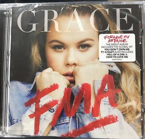 GRACE - FMA (Forgive My Attitude) - CD Album *NEW & SEALED* Free Post U.K.