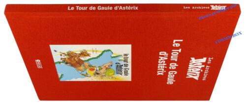 ASTERIX Le TOUR de GAULE French adventure comics strips big beautiful book new