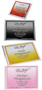 Dr-Wolf-Reinigungstuch-Edelmetall-Silber-Gold-Perlen-Putztuch-Schmuckputztuch