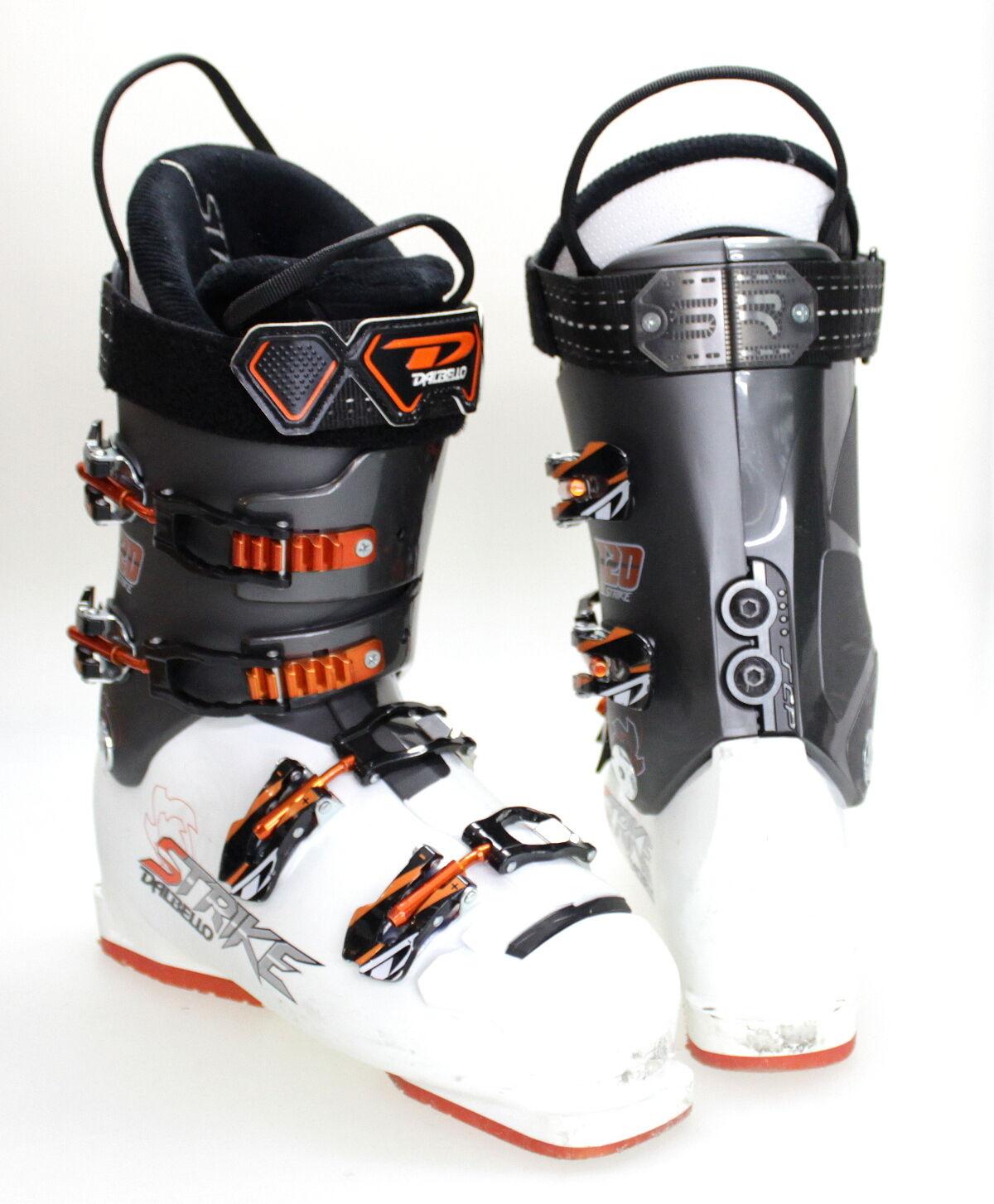 Dalbello Strike 120 Ski shoes Men's Eu 39.5  Mo 25.5 Athletic Ski Boots S-N