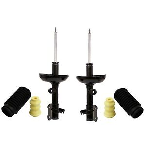 Monroe Front Left and Right Struts /& Boot Kits For Honda Odyssey 1999-2004