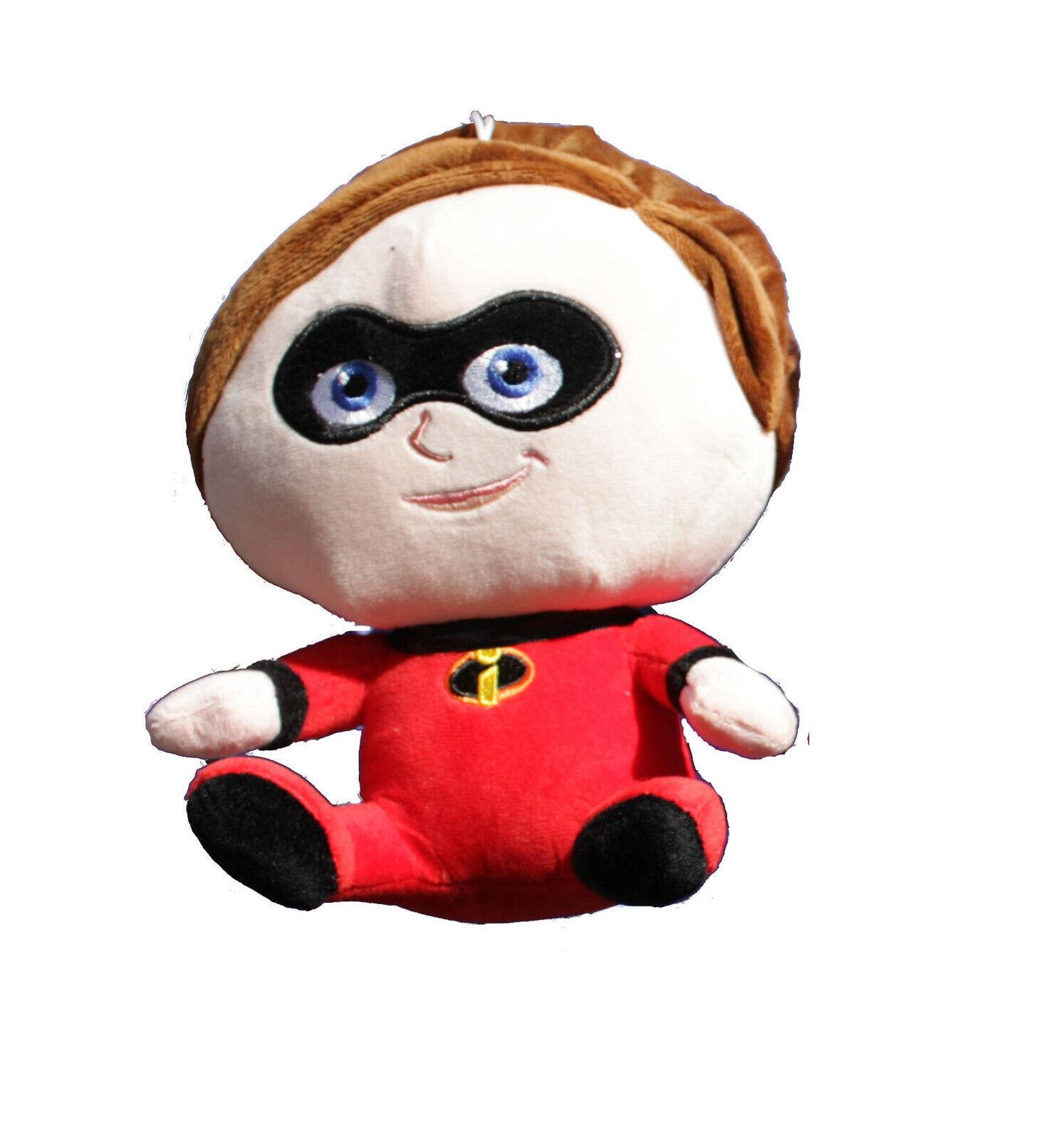 The Incredibles Plush Toy Jack Mr Incredible Elastigirl  20cm Melbourne Stock