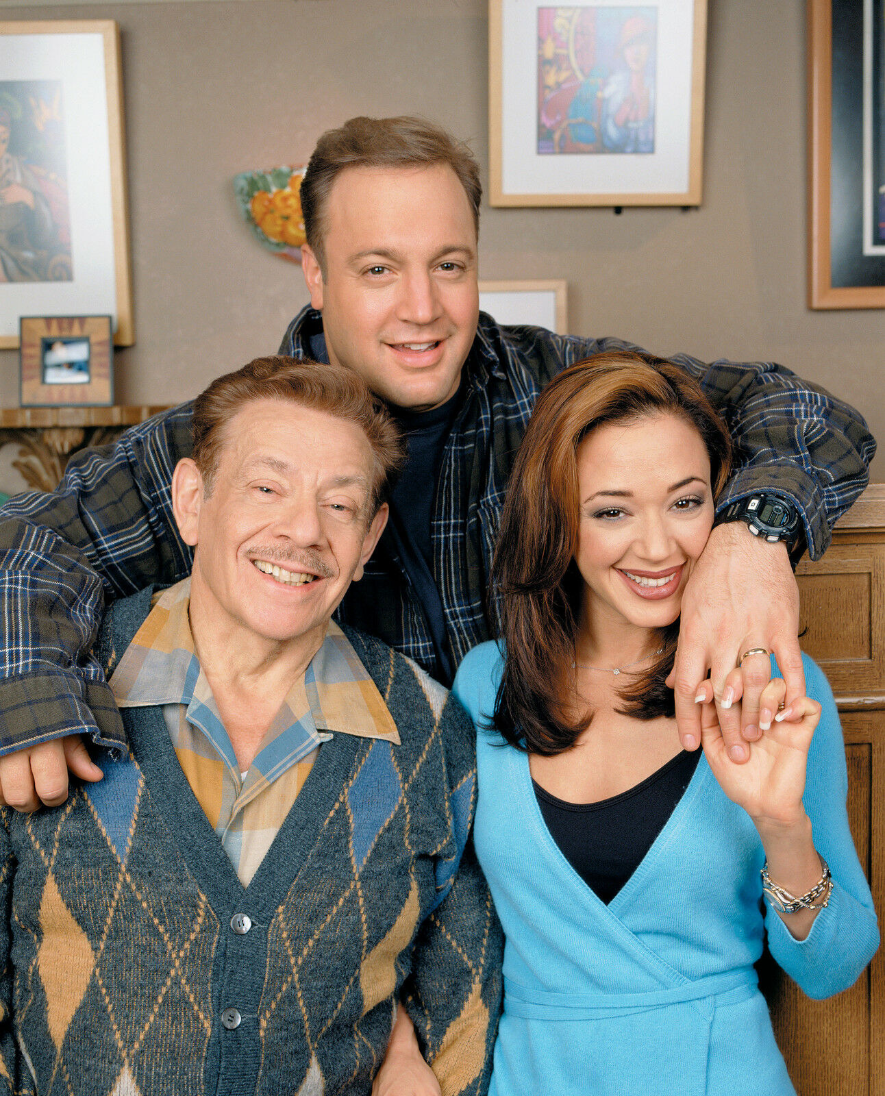 Jerry stiller kevin james