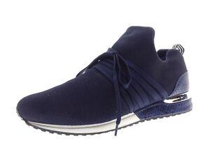 La Strada LS Damen Schuhe Sneaker Laufschuhe Schnürschuhe Gr 42 Blau