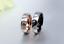 Anello-Anelli-Coppia-Fedi-Fede-Fedine-Fidanzamento-Nuziali-Cuore-Cristallo-Oro-3 miniatura 7