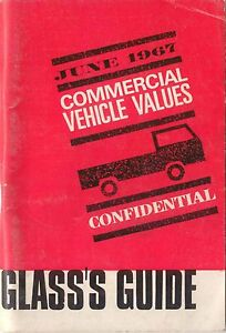 Glass's guide to used commercial vehicle values february 1961 no.