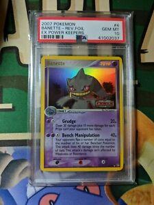 PSA-10-Pokemon-EX-Power-Keepers-Reverse-Holo-Banette-4-GEM-MINT