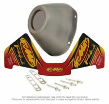 FMF Racing End Cap Kit for Factory 4.1RCT Stainless Steel 40641*