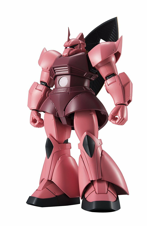 Robot Spirits Gundam SIDE MS MS-14S CHAR'S GELGOOG VER. A.N.I.M.E. Figure W/T