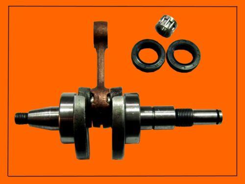 Kurbelwelle Nadellager Stihl MS180 MS191 MS 180 191 018 Lager Dichtringe 10mm