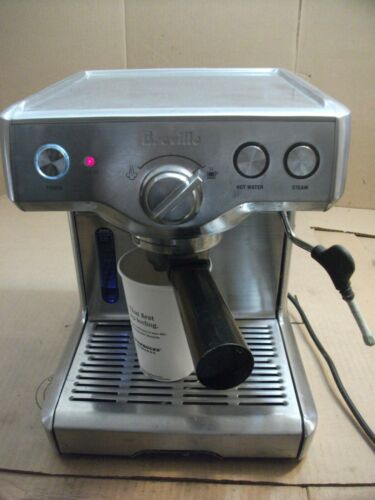 Breville Espresso Maker Model 800ESXL espresso maker 120vac~60hz 1000w