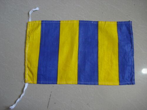 "100/% Cotton – Marine Code 8/"" X 13/"" G Naval Signal Flag Nautical // Boat"
