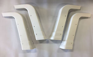 Replacement Roof Corner Caps For Pop Up Campers Set Of 4