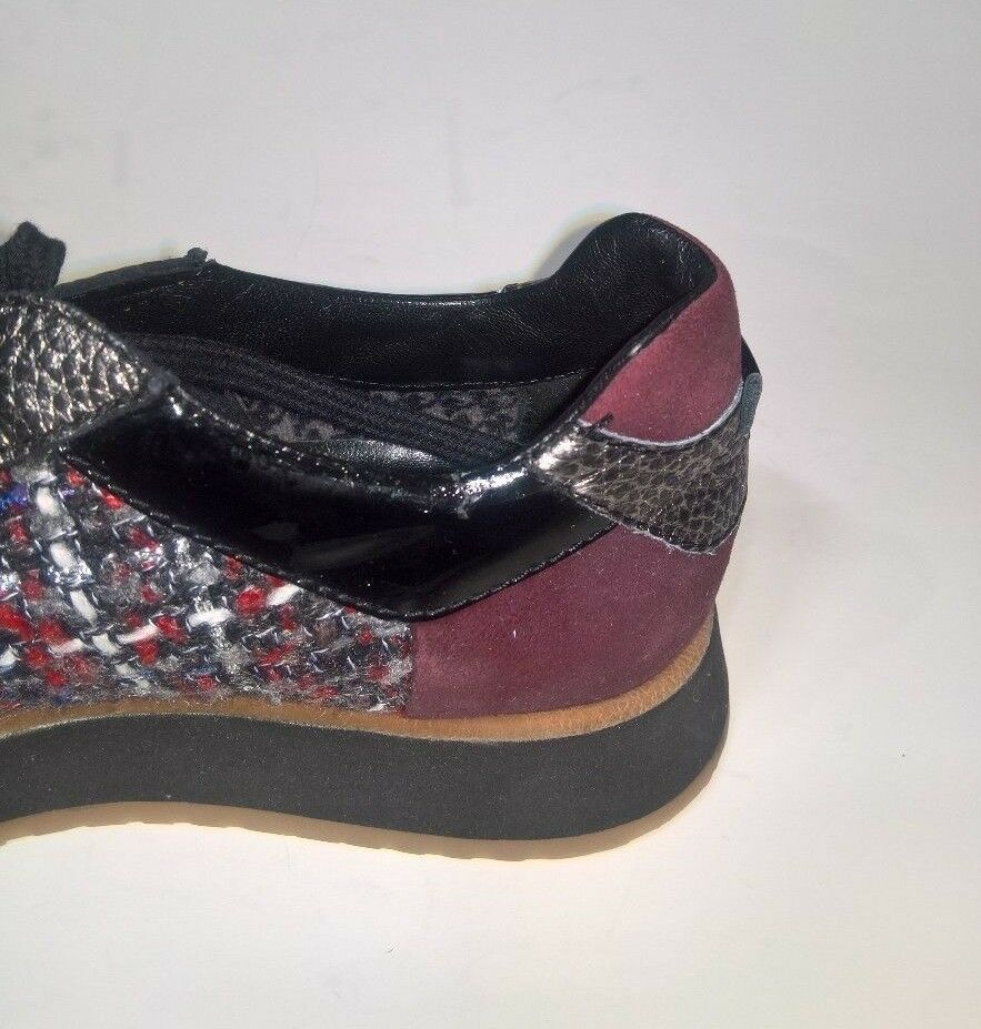 Aquatalia Aquatalia Aquatalia by Marvin K. 'Jaelyn' Weatherproof Combo Weave Sneaker (Women) Size 9 b90d16
