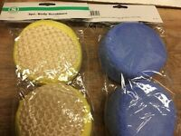 Smart Savers 612144 Body Scrubbers Pk2 (x12081-2a)