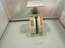 Vintage Pelouze Postage Mail Scale Made In Usa 2lb X 12 Oz Model P 2 Free Ship