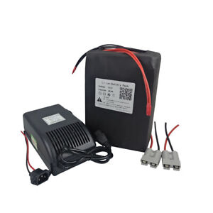 5A Fast Charger 50A BMS 60V Battery Pack for Ebike 20Ah Amp hours  Lithium ion