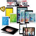 Refurb Apple iPad Air 12,mini,2,3,4 iOS Retina Display WiFi+4G, 1 Year Warranty