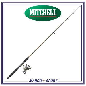 Kit-canna-mulinello-da-pesca-completa-Mitchell-telescopica-in-carbonio-portatile