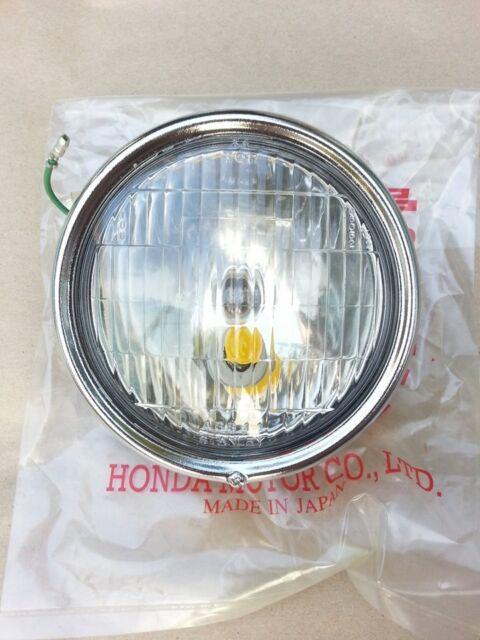 HONDA SCOOTER C50 C65 C70 C90 MOTORCYCLE HEAD LIGHT 6V BRAN NEW