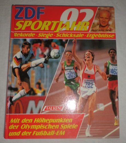 1 von 1 - ZDF Sportjahr 92. Rekorde, Siege, Schicksale, Ergebnisse - Bernd Heller (1992)