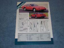 1987 Nissan 300ZX Vintage Info & Specs Article