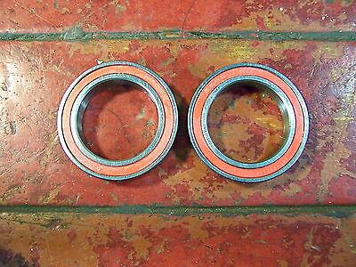 Enduro Hybrid ceramic Cartridge bearing 6805 2RS 25X37X7mm