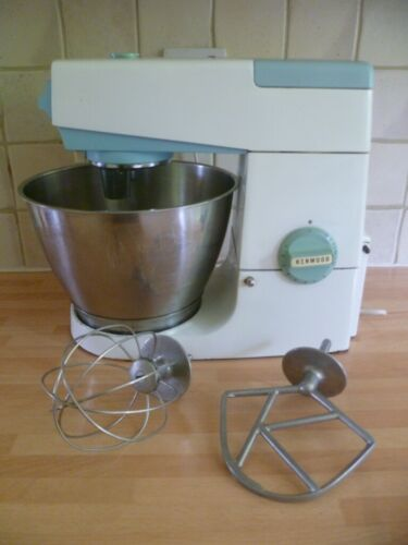 Vintage Kenwood Chef Model A701A 1960's Full Working Order K Beater & Whisk