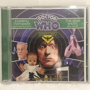 Doctor-Who-Hornet-039-s-Nest-The-Dead-Shoes-by-Paul-Magrs-Audio-CD-Tom-Baker-2009
