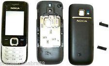 Nokia 2730 Classic (Black) Body Panel New Faceplate, Housing Body Panel