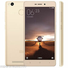NEW XIAOMI REDMI 3S PLUS 4G VoLTE 32GB ROM FINGER PRINT SENSOR TRUE LTE FOR JIO