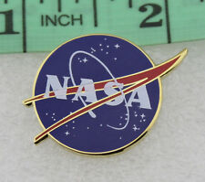 NASA Vector Logo Lapel Pin