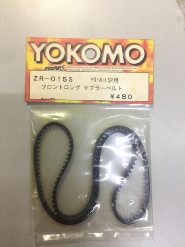 #ZR-015S YOKOMO Drive Belt  for YR-4 II SP