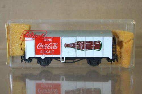 LILIPUT 221 01 CO DRINK COCA COLA Kühlwagen WAGON MINT BOXED nc