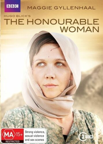 1 of 1 - The Honourable Woman (DVD, 2014, 3-Disc Set)