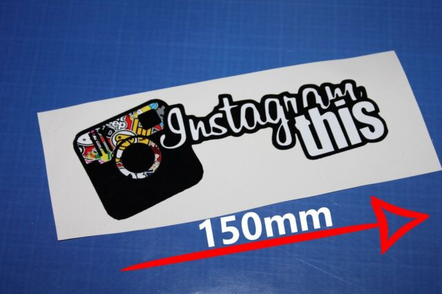 Fukenmuven Funny Car//Window//Bumper JDM VW DUB DRIFT Vinyl Decal Sticker