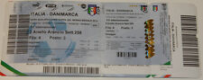 Ticket for collectors World Cup q * Italy - Denmark 2012 in Milano