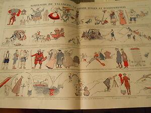 Souvenirs-de-Cavances-La-Suisse-d-039-Hier-et-d-039-Aujourdhui-Print-Art-Deco-1910