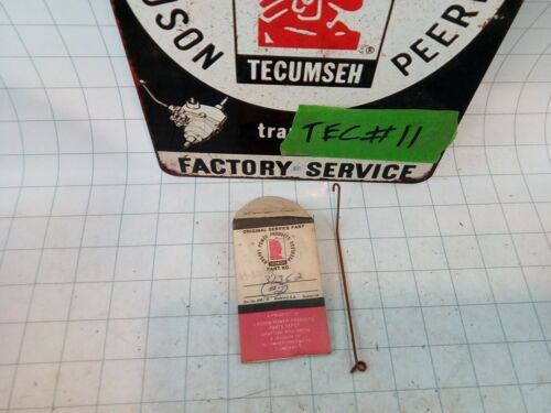 Lawson Tecumseh NEW OLD STOCK 31362 Linkage Connecting Rod FREE S/&H!