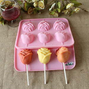 Cake Recipes For Rose Silicone Baking Mold