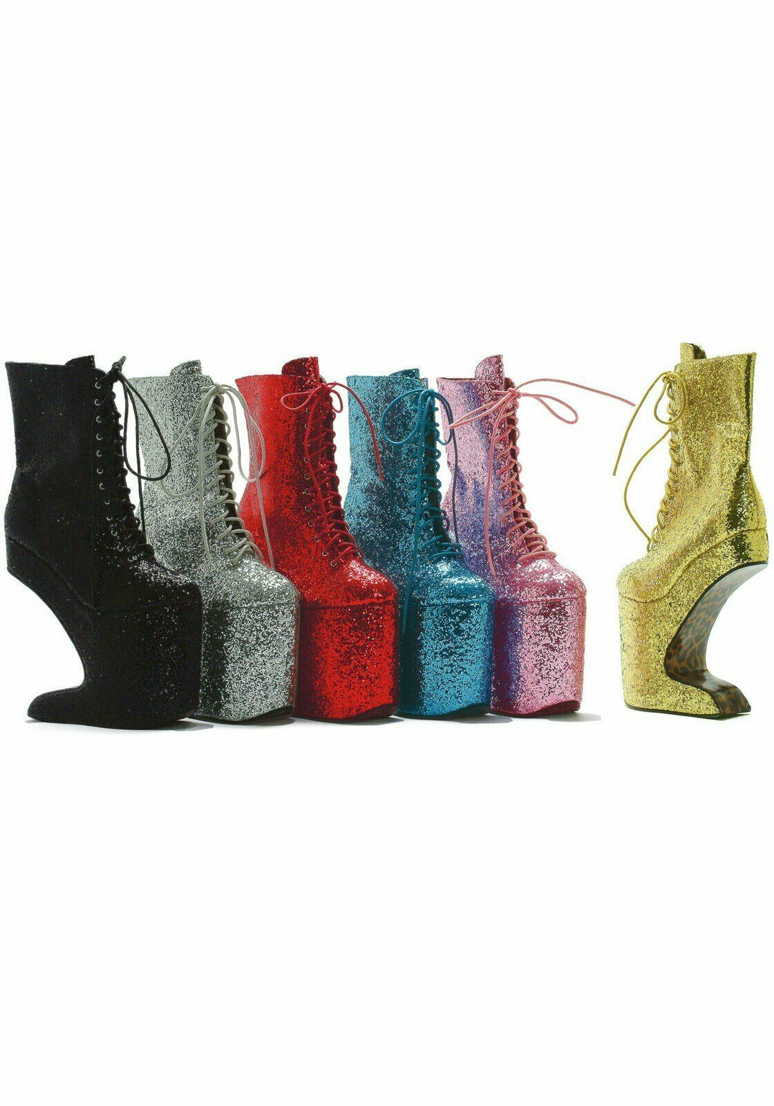Bettiepage BP579-CHABLIS Women's 5.5 Inch Heel Platform Ankle Boot