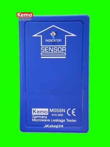 micro-ondes-indicateur radiatifs-détecteur Affichage Microwave-leakage-testeur Nouveau